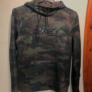 Oakley Tops - Women's oakley camouflage hoodie
